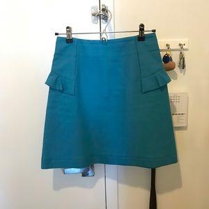 Sandro ruffle skirt